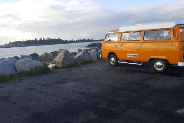 Avalon VW Kombi Camper for hire