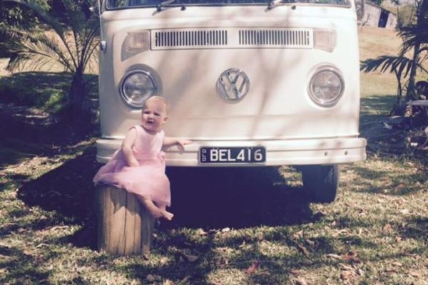 Bella VW Kombi Microbus for hire