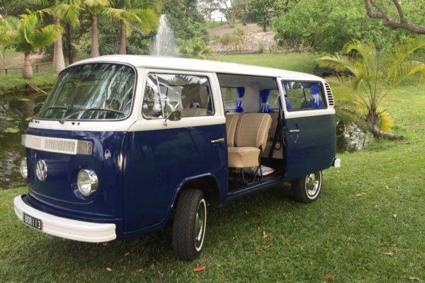 Boris VW Kombi Camper for hire Gold Coast