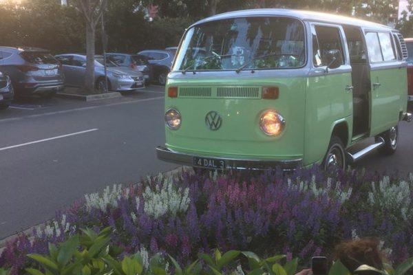 Dale VW Kombi Microbus