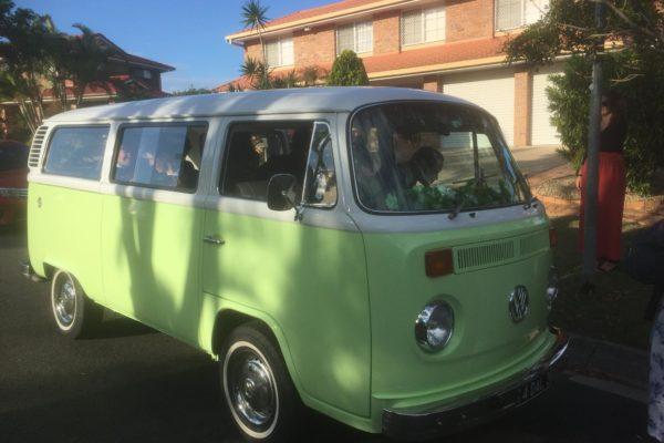 Dale VW Kombi Microbus Gold Coast