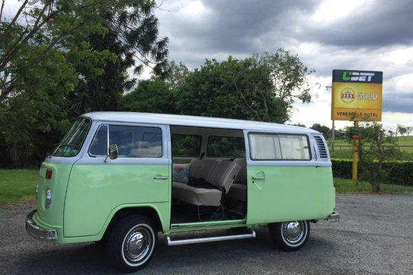 Dale VW Kombi for hire
