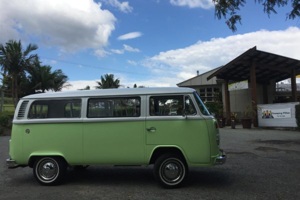 Dale VW Kombi for hire Gold Coast