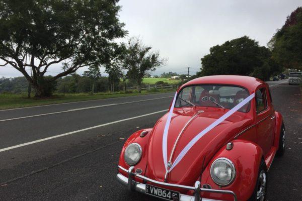 Jude VW Beetle