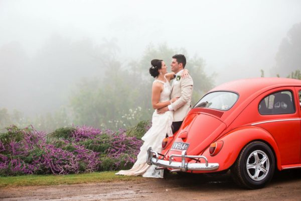 Jude VW Beetle Wedding