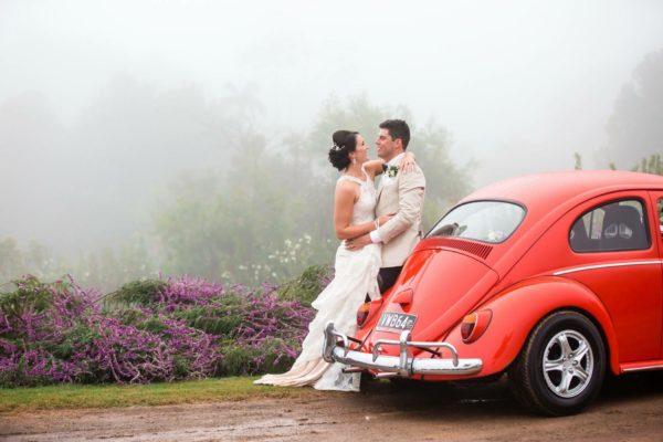 Jude VW Beetle Wedding