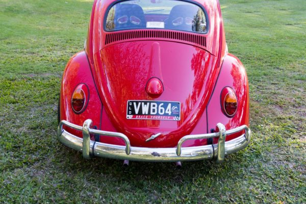 Jude VW Beetle Bug Car Hire