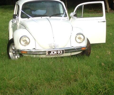 Lucy VW Beetle