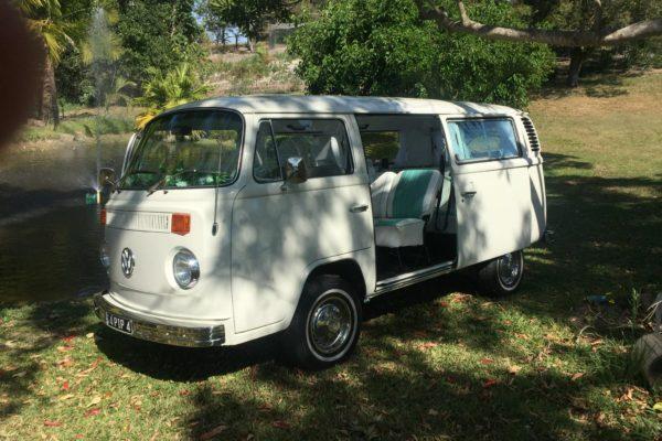 Pippa VW Kombi Microbus