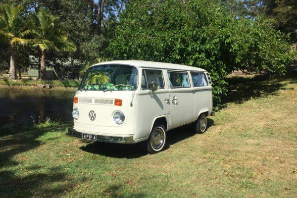 Pippa VW Kombi Microbus for hire