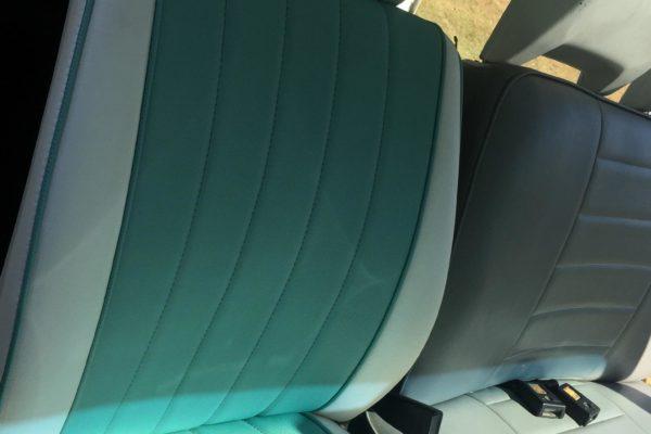 Pippa VW Kombi Microbus seats