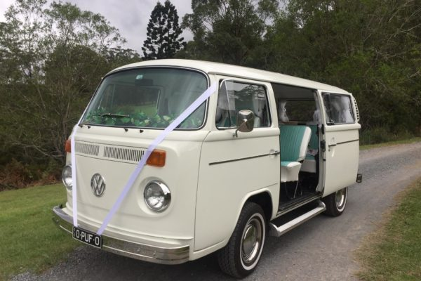 Puff VW Kombi Hire