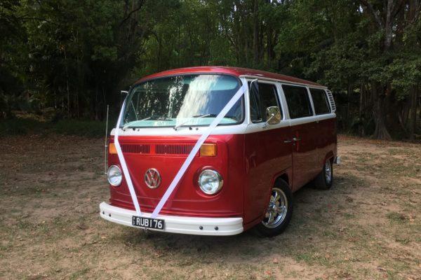 Rubi VW Kombi For Hire