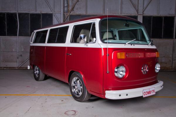 Ruby VW Kombi