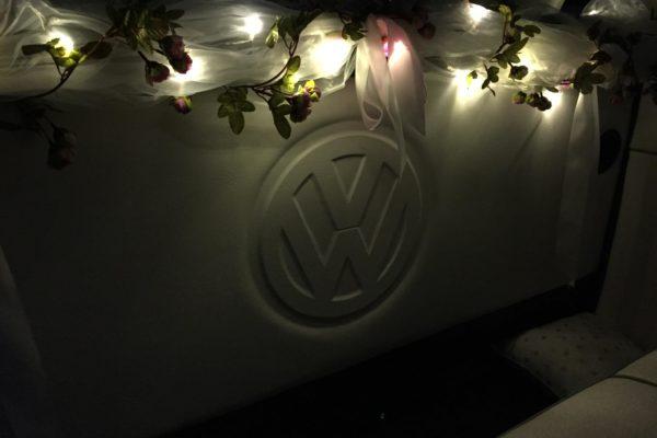 VW Kombis for weddings